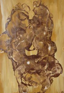 Tanz mit den Füßen 2  1. Bild von Anke Platow