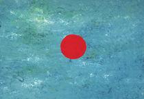 rot im türkis von Anke Platow