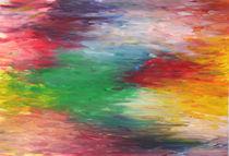 Regenbogen 2 von Anke Platow