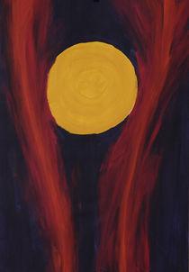 Feuersonne by Anke Platow