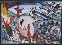 Das Ende des Prager Frühlings  1969 by Hal Jos