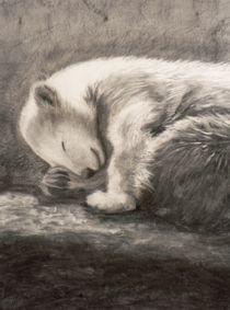 Eisbär von Helen Lundquist