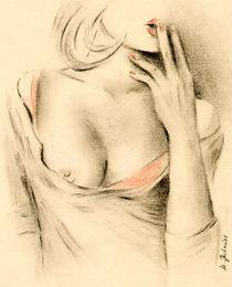 Aphrodite der Moderne - erotische Kunst von Marita Zacharias