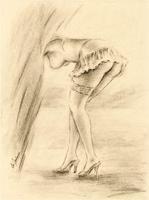'Very sexy - erotische Zeichnungen' von Marita Zacharias