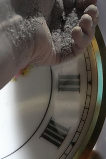 Zeitmesser von Maren Beßler