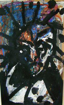 Kopf- Expressiv von Michael Thomas Sachs