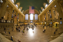 New York, the Grand Central Terminal von Alex Timaios
