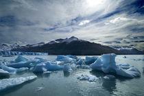Gletschersee von Alex Timaios