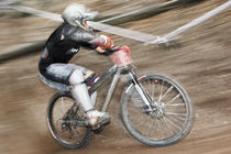Mountainbike Rennen by Thomas Rathay