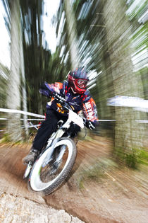 Mountainbike Rennen Barr by Thomas Rathay
