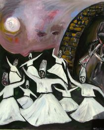 Derwische by Suzan Emine Kaube