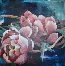 Paeonia rose von Stefanie Ihlefeldt