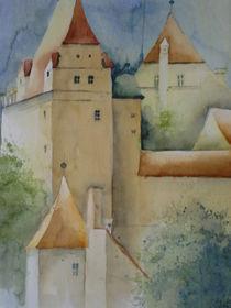 Burg Trausnitz, Landshut, Niederbayern von Stefanie Ihlefeldt