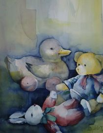 Kindertraum von Stefanie Ihlefeldt