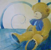 Der Teddy ist einsam! by Stefanie Ihlefeldt