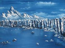 Arktis by Alfred Kerber