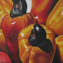 Cashew Fruit 1 von Claudia Susan Ehrhard