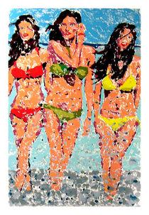 H&M Bikini-tops 1 by Rafael Springer