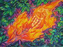Flammen des Lebens von Ulrike Brück