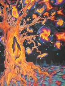 Weltenbaum by Ulrike Brück