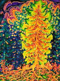Lichterbaum von Ulrike Brück