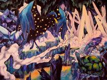 Der Ruf oder Chor der Kristalle by Ulrike Brück