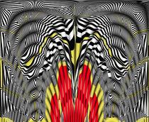Explosion of chaotic and erotic feelings by Hendrik Baartman