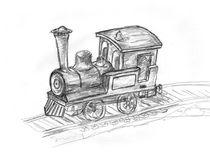 Lokomotive von kadamir
