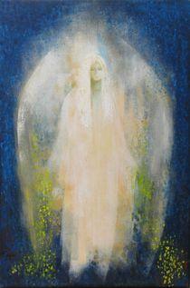 Schutzengel ´ Ruhe und Weisheit´ von Edith Ascher