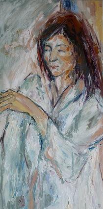 Die Malerin by Brigitte Eckl