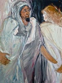 Rahel und Lea von Brigitte Eckl