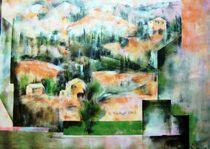 Toscana von kubismus