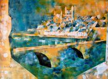 Maastricher Altstadt von kubismus