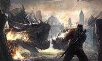 city_of_dragons von jcircle