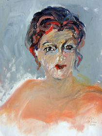 Die schöne Italienerin by Reiner Poser