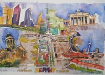 BERLIN wie haste Dir verändert by Reiner Poser