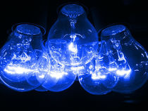 blue light by Christina Bath