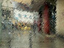 Malerei mit Regen by Reiner Poser