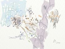Ein zarter Blumenstrauss für meine Liebste by Reiner Poser