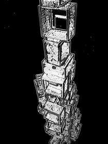 Der Turm der  by Reiner Poser