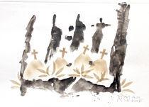 Beweinung der Toten by Reiner Poser