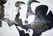 Versammlung der Raben by Reiner Poser