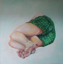 grüne Hose 2 von Evelin Ulsenheimer