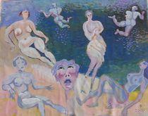 Das Urteil des Paris, neu gesehen... von Reiner Poser