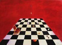 Schach by Dana Bennewitz