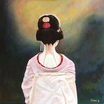 Geisha by Dana Bennewitz