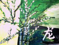 Der grüne Teich by Jana Hornung