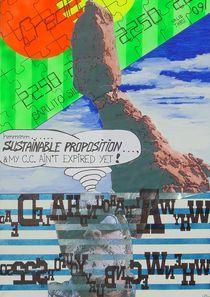 SUSTAINABLE PROPOSITION von Karel Witt
