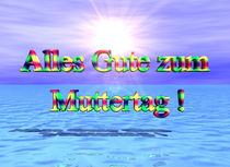 Muttertag von Andreas R. Wesener