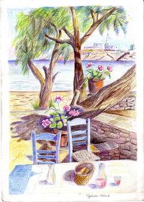 Inseltraum  Kykladen von Jutta Triantafyllidis-Grimm